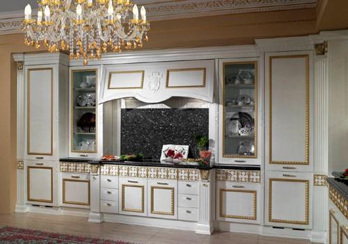 Arcamobili kitchen prestige rialto 2 classic italian kitchen design by arca