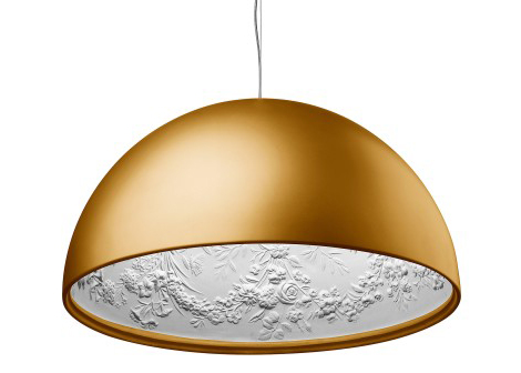 oversized lamp interesting light metal lux chiarod pendant lamps