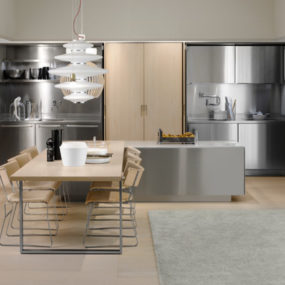 Hideaway Kitchen Spatia by Arclinea