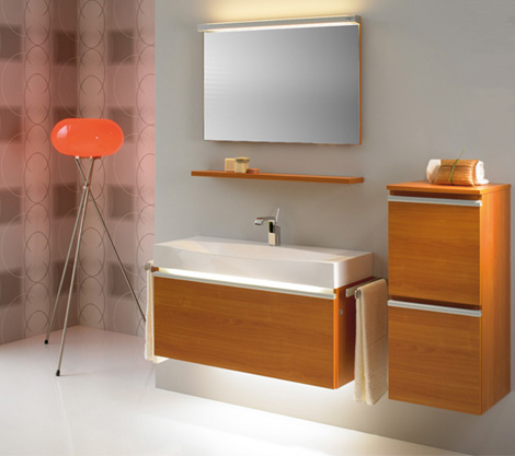 ardino raguno bath Modern Bathroom Furniture from Ardino   Raguno: Sleek and Subtle