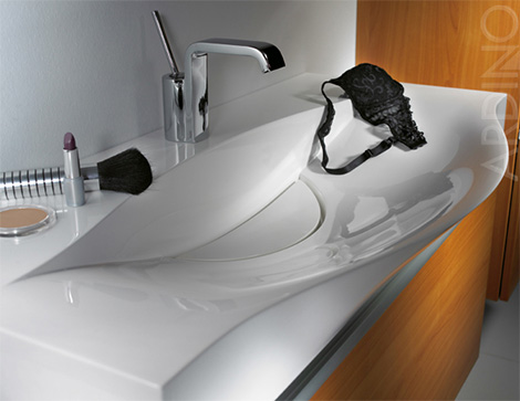 Ardino Sink Raguno Modern Bathroom Furniture From Ardino Raguno: Sleek And  Subtle