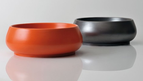 areaceramica washbasin expression 4 Colorful Decorative Wash Basins from Area Ceramica   new Expression series