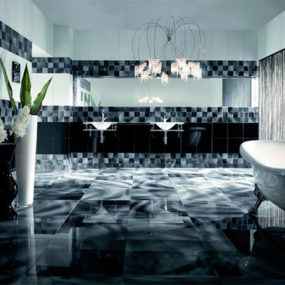 Italian Glass Tile from Via Arkadia – new Vetro glass tiles