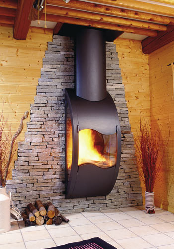 arkiane gaia fireplace Modern Fireplace   Gaia from Arkiane   a decorative fireplace for every modern home