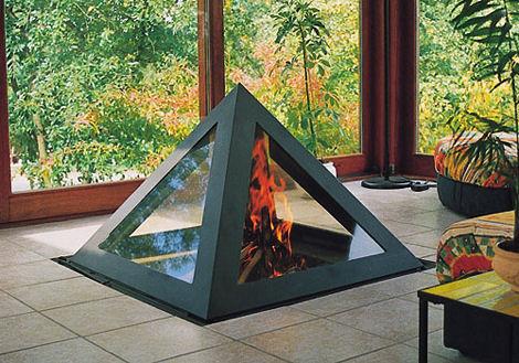 arkiane kephren fireplace Contemporary Fireplace from Arkiane Kephren  fireplace