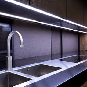 Armani Casa kitchen – Bridge kitchen
