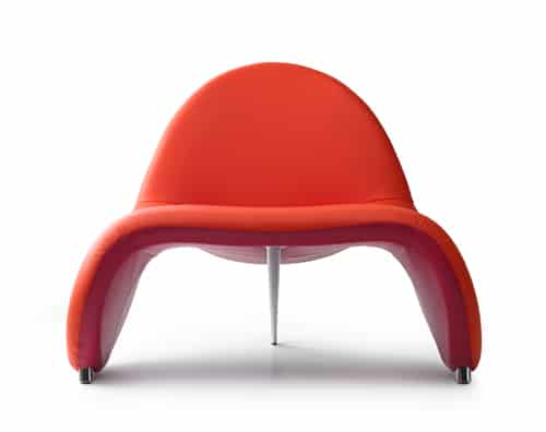 armchair sella leolux 1