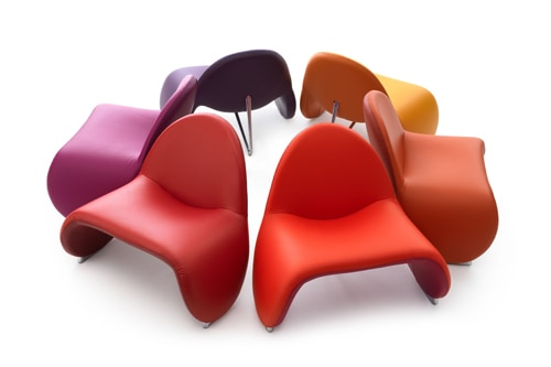 armchair sella leolux 4