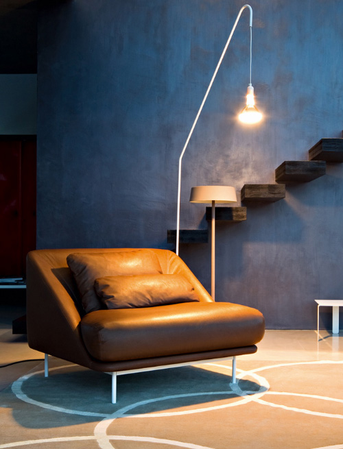 armless sofas and chairs busnelli daytona 2 Armless Sofas and Chairs by Busnelli   Daytona