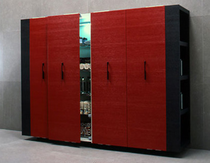 arrital cucine area kitchen pantry Go beyond the practical with Area Ultra Modern Kitchen by Arrital Cucine