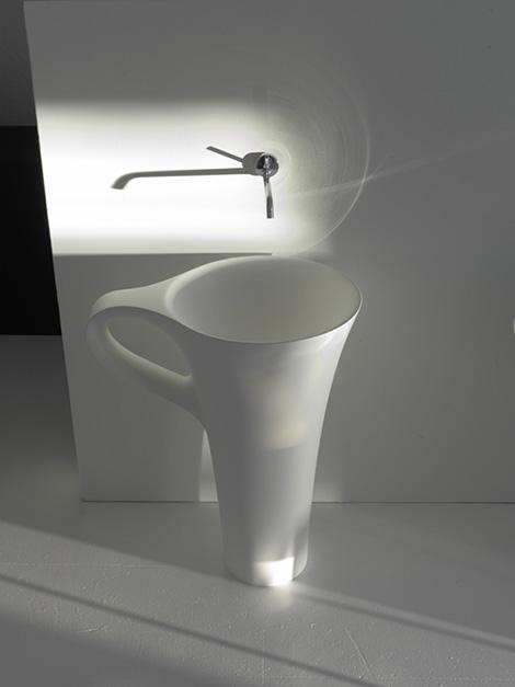 art basin cup artceram 5