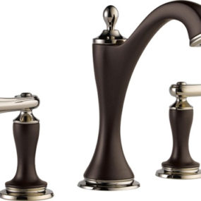 Art Deco Lavatory Faucets by Brizo – new Charlotte