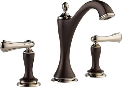 Art Deco Lavatory Faucets by Brizo – new Charlotte