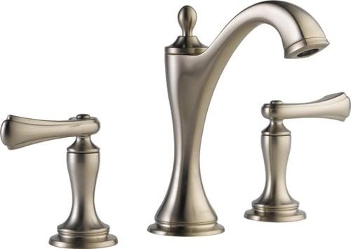 art deco lavatory faucets brizo charlotte 2 Art Deco Lavatory Faucets by Brizo   new Charlotte