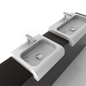 Bathroom Washbasin from ArtCeram – new 2008 luxury washbasins