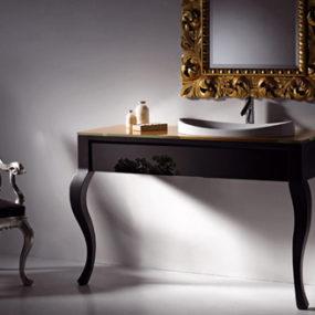 Artelinea Vanity – new Metafora classy two-legged vanity