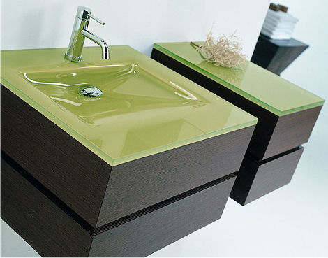 artelinea simple bath collection Bath Furniture from Artelinea Spa   the Simple Bathroom Furniture