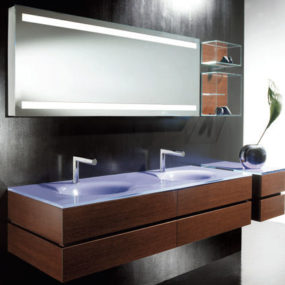Bath Furniture from Artelinea Spa – the Simple Bathroom Furniture