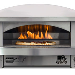 Artisan Fire Pizza Oven – new by Kalamazoo Outdoor Gourmet