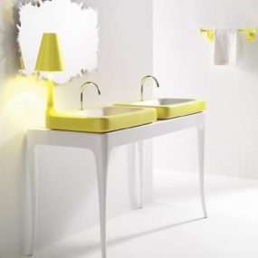 Hayon bathroom suite from ArtQuitect Edition by Jaime Hayon – the AQHayonCollection is like no other bathroom suite