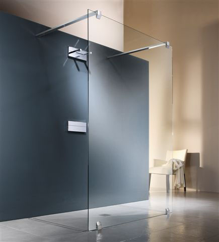 Tub Shower Unit by Artweger