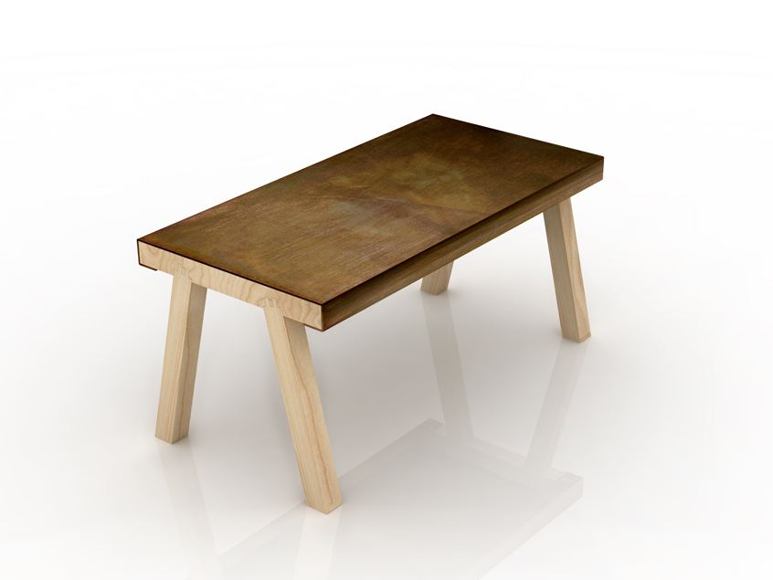 Assemblable Table from Decastelli