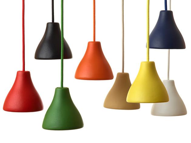 colorful vintage style pendants w131 wastberg 1 thumb 630x473 9148 Colorful Vintage Style Aluminum Pendants: W131 by Wastberg