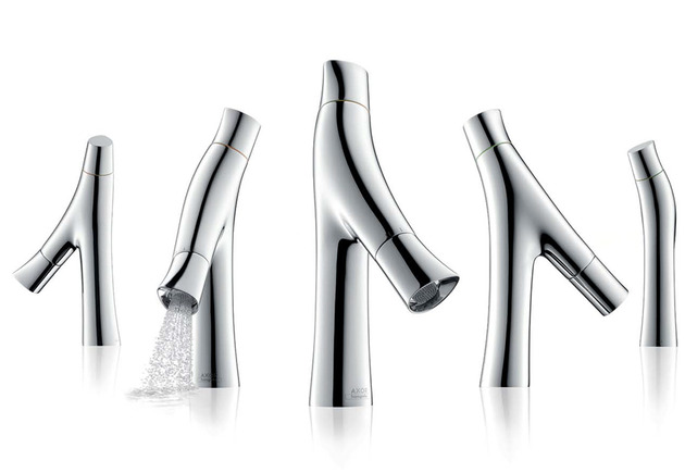 philippe stark faucets axor starck organic by hansgrohe 2 thumb 630x435 9209 Philippe Stark faucets: Axor Starck Organic by Hansgrohe