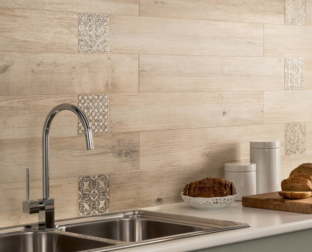 wall wood look tiles ariana 2 thumb 630x510 9372 Wall and Floor Wood Look Tiles by Ariana