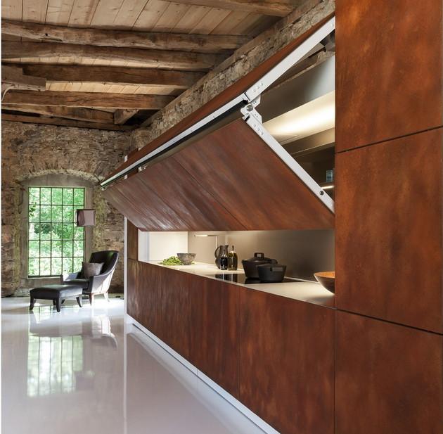 warendorf hidden kitchen 1 thumb 630x617 9274 Warendorf reveals the new Hidden Kitchen