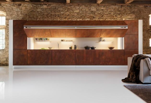 warendorf hidden kitchen 2 thumb 630x433 9276 Warendorf reveals the new Hidden Kitchen