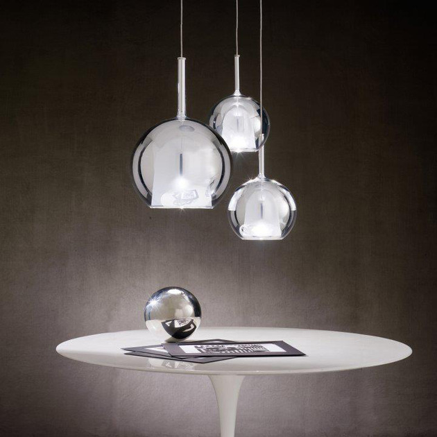 italian globe pendant lights from penta glo 2 thumb 630x630 10026 Italian Globe Pendant Lights from Penta: GLO