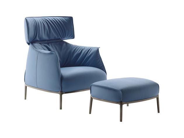 new archibald king armchair from poltrona frau 2 thumb 630x472 10195 Archibald King armchair from Poltrona Frau