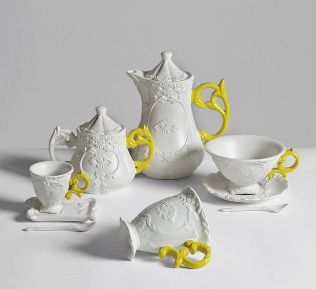 funky porcelain tableware from seletti i wares 1 thumb 630x576 17614 Funky Porcelain Tableware from Seletti   i Wares