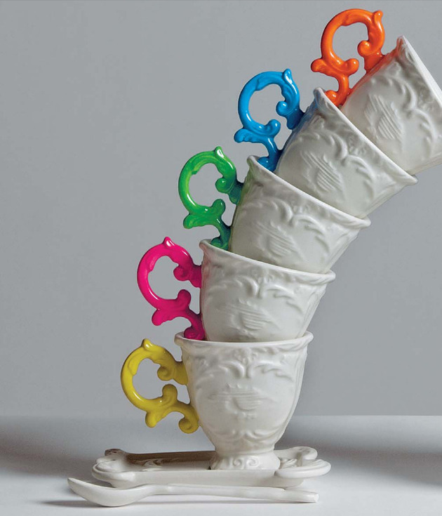 funky porcelain tableware from seletti i wares 2 thumb 630x735 17620 Funky Porcelain Tableware from Seletti   i Wares