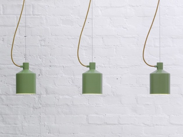 minimalistic industrial style pendants silo by zero 2 thumb 630x472 14914 Minimalistic Industrial Style Pendants Silo by Zero