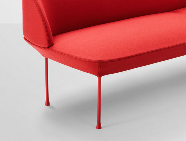 oslo couch close up thumb 630x477 14829 Sofa Collection Oslo by Muuto