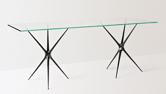 superova tresle table black thumb 630x360 14494 Supernova Tresle Table from Made in Ratio