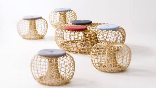 sustainable rattan indoor furniture by cane line 4 thumb 630x356 15374 Sustainable Rattan Indoor Furniture by Cane line