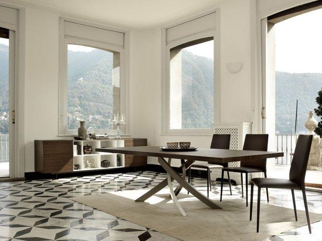 table artistico 2 thumb 630x471 14842 Modern Italian Artistico Table from Bontempi