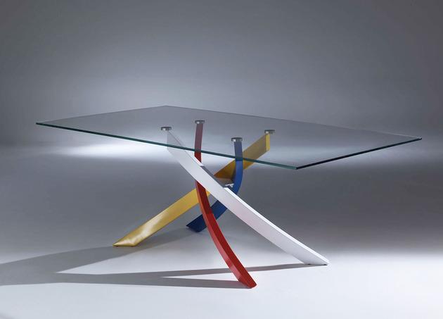table artistico thumb 630x453 14840 Modern Italian Artistico Table from Bontempi