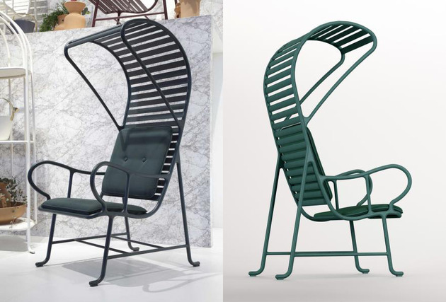gardenias garden furniture from barecelon design 2 thumb 630x427 21451 Gardenias Garden Furniture from Barecelona Design
