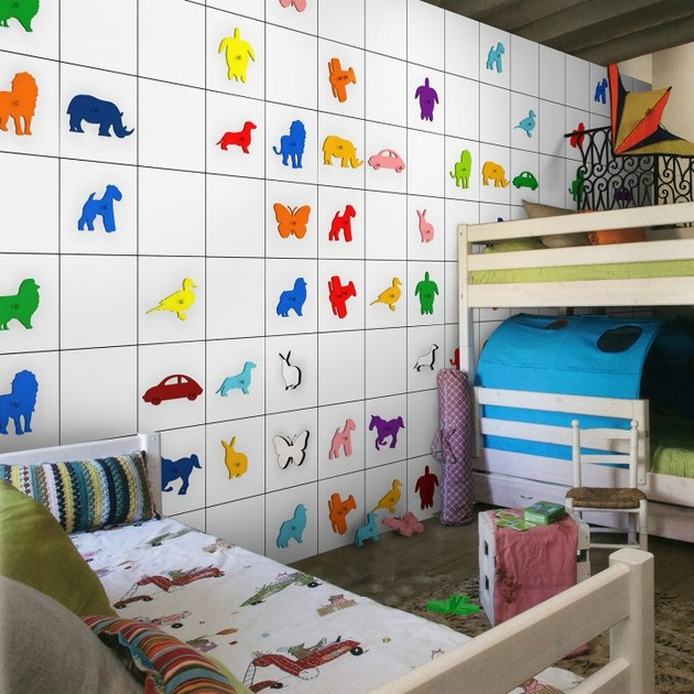 graffiti proof wallcovering for kids modula wall yellow goat 2 thumb 630x630 18189 Graffiti Proof Wallcovering for Kids   Modula Wall by Yellow Goat