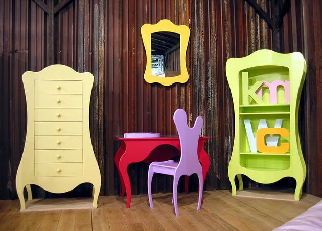 kids fantasy bedroom furniture mathy by bols 2 thumb 630x451 21658 Kids Fantasy Bedroom Furniture from Mathy by Bols