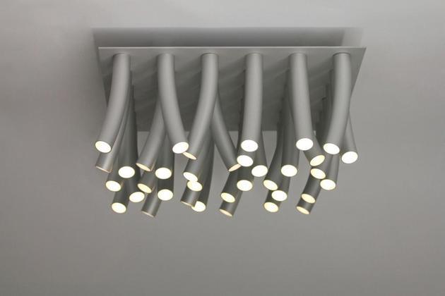 modern aluminum and led ceiling lamp 1 thumb 630x420 18101 Modern Aluminum LED Ceiling Lamp