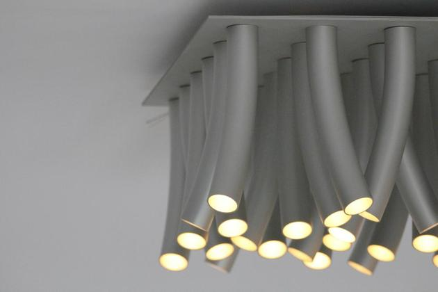 modern aluminum and led ceiling lamp 2 thumb 630x420 18103 Modern Aluminum LED Ceiling Lamp