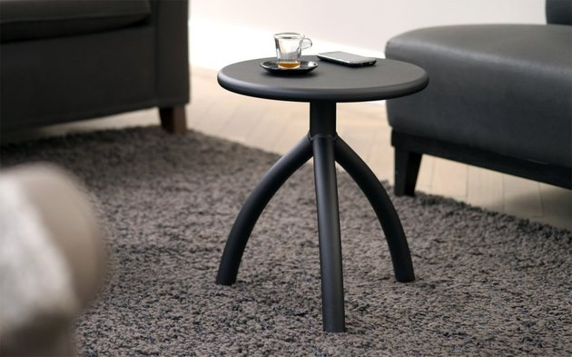 practical anodized aluminum stool end table from functionals 2 thumb 630x393 21496 Practical Anodized Aluminum Stool / End table from Functionals