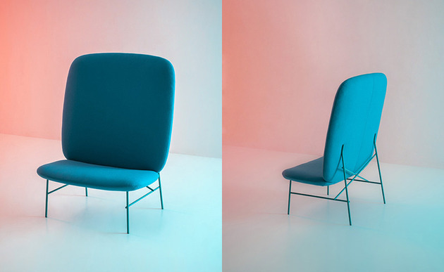 simple cute furniture from tacchini comes with playful details 2 thumb 630x387 20129 Simple Cute Furniture From Tacchini Comes With Playful Details