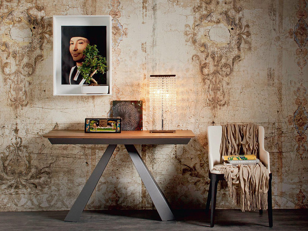 transforming console table convivium by cattelan italia 1 thumb 630x472 21209 Transforming Console Table Convivium by Cattelan Italia