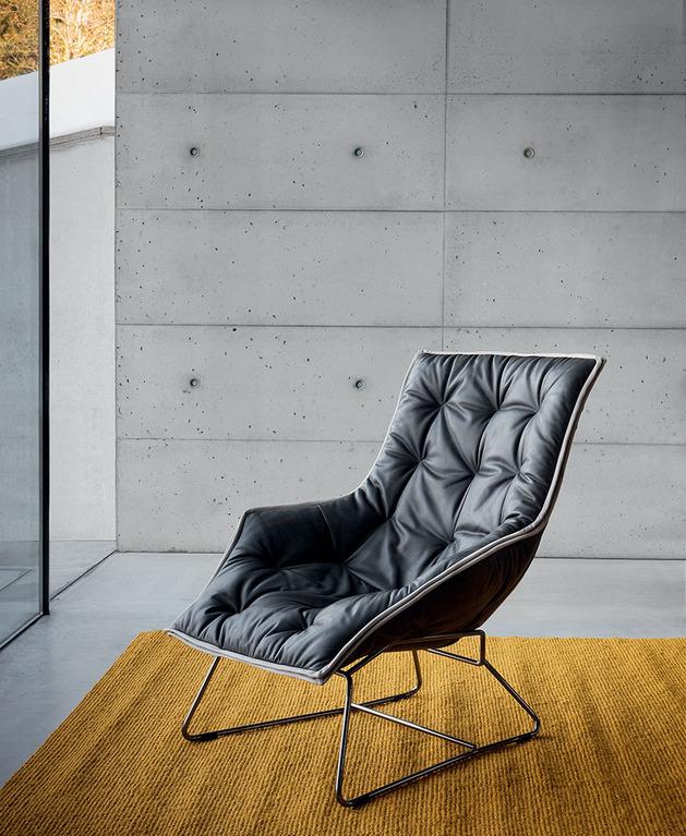 zanotta maserati chair grandtour 2 thumb 630x767 22621 Zanotta Maserati Chair Grandtour